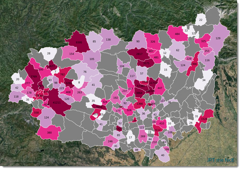 Municipios que se quedarán sin Juntas Vecinales