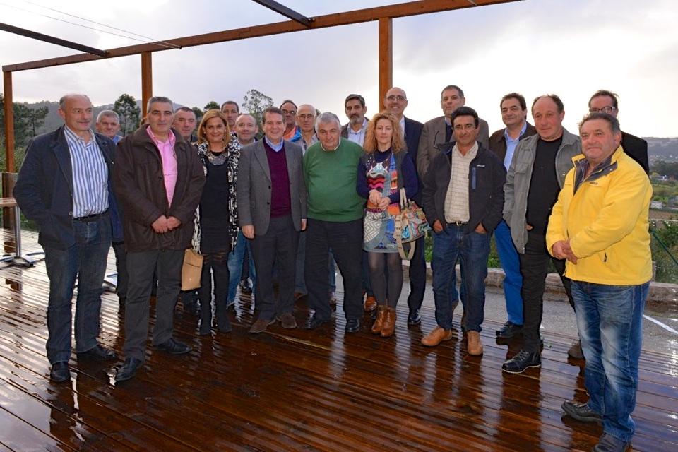 Reunión en Bembrive