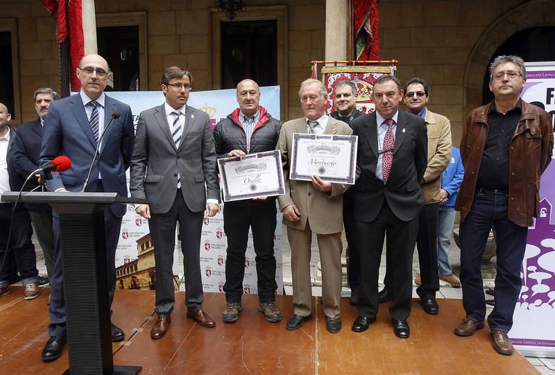 II FIESTA DE LOS CONCEJOS DE LEON FOTO BRUNO MORENO